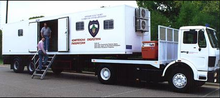 Mobile Laboratory Services - Environmental Radiological and